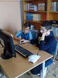 Ученици програмират роботи Финч -  ОУ Васил Левски - Ловеч