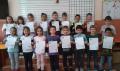 Много победители в състезанието по краснопис и правопис в ОУ Васил Левски -  ОУ Васил Левски - Ловеч